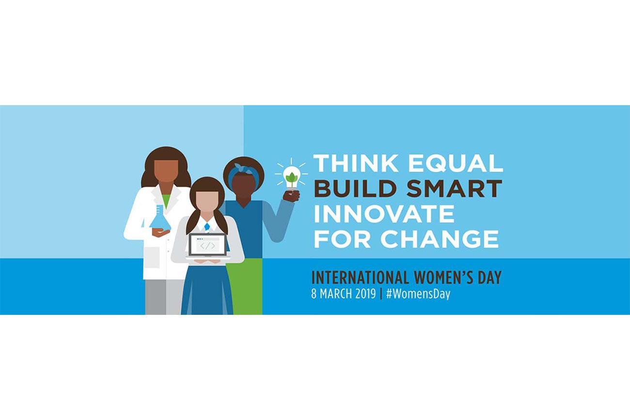 Think Equal, Build Smart, Innovate for Change