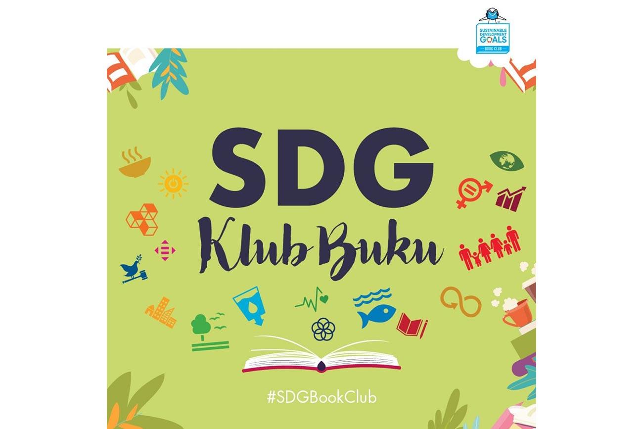 Perserikatan Bangsa-Bangsa di Indonesia menerbitkan Klub Buku SDG