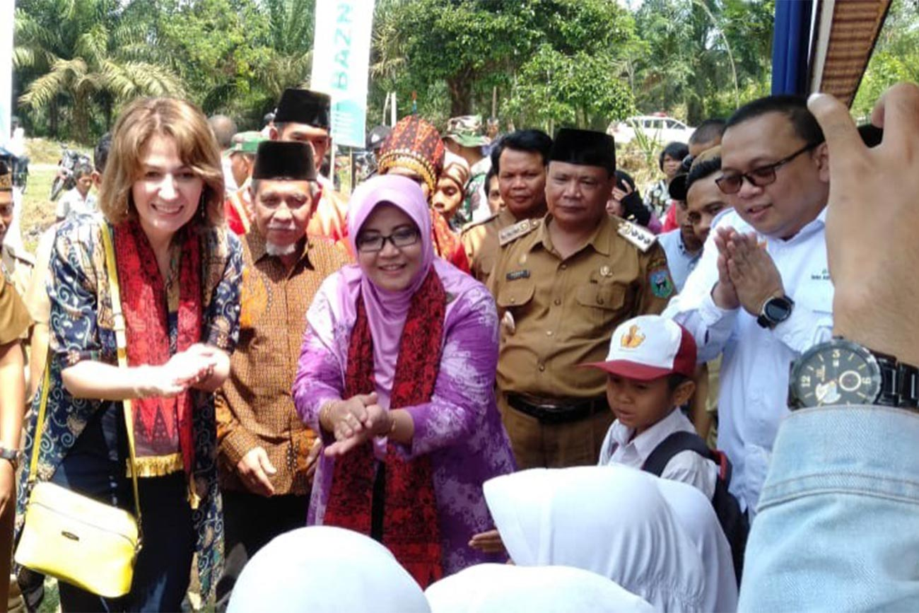 Agro-tourism village launched in Indonesia's Jambi under SDG partnership with BAZNAS, local government
