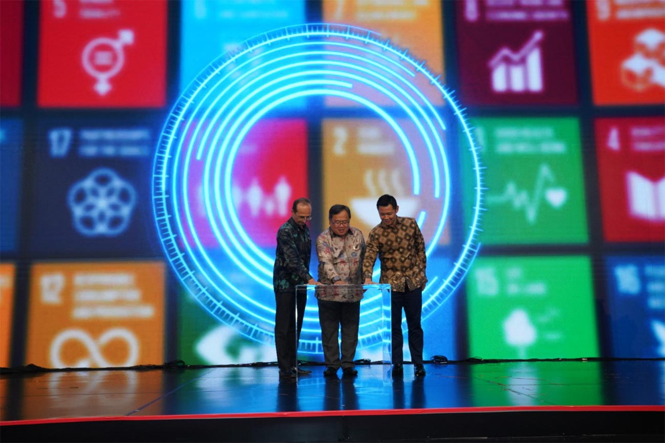 Ministry of Development Planning (BAPPENAS) joins forces with UNDP and Tanoto Foundation to launch SDGs Academy Indonesia