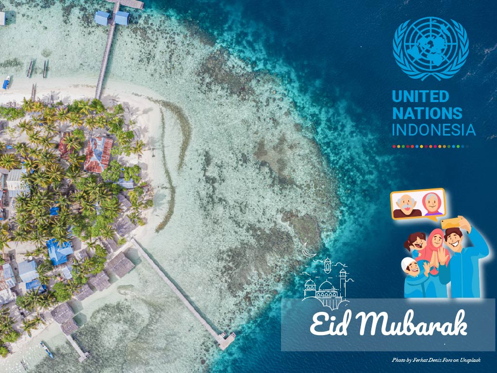 'A Happy, Safe, and Peaceful Eid': UN Resident Coordinator Valerie Julliand Extends Greetings to Indonesians Celebrating Eid