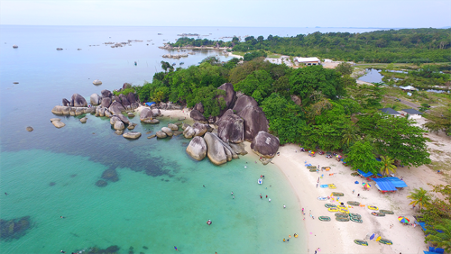 Introducing Belitong Island: Indonesia's Newest UNESCO Global Geopark