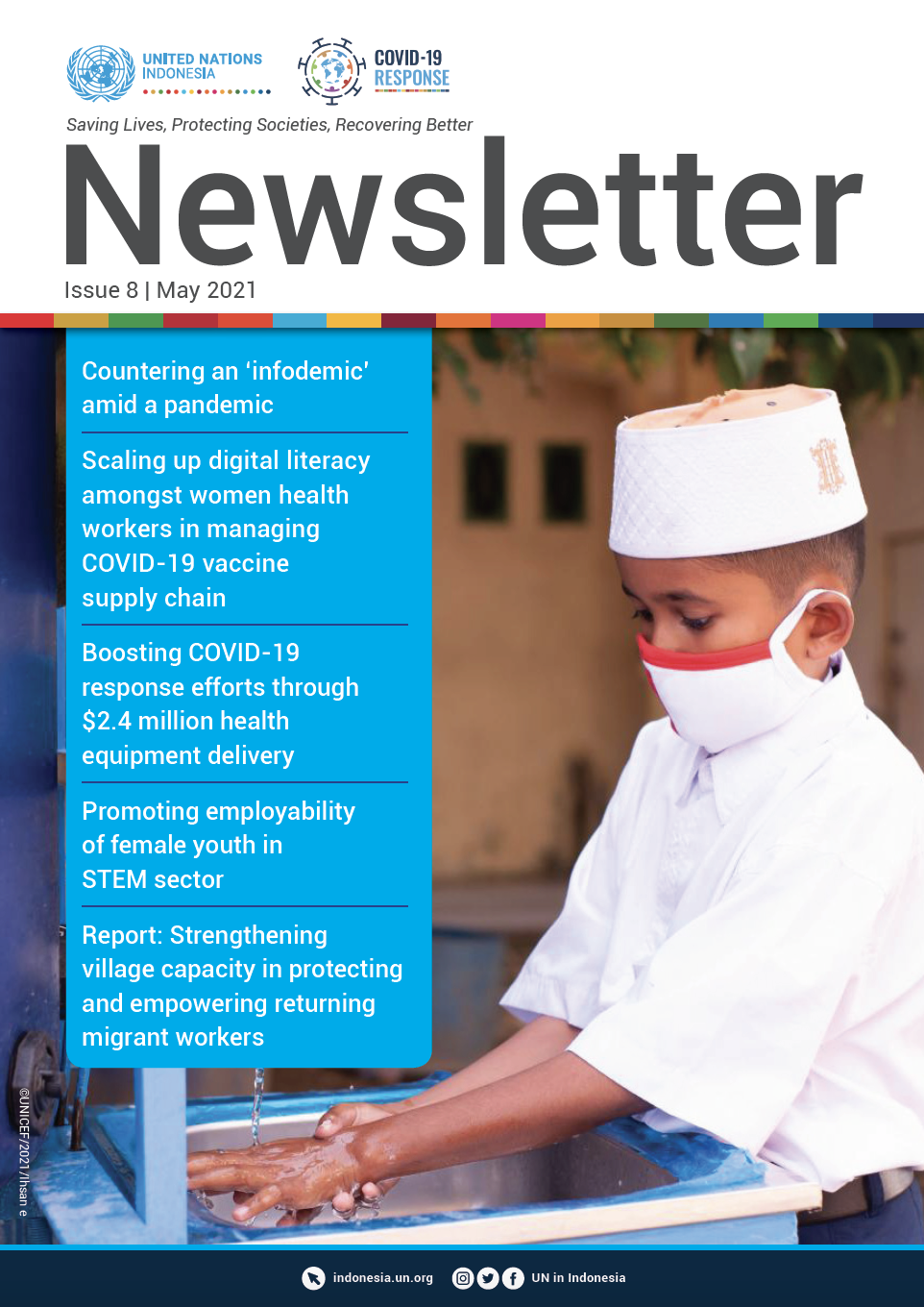 UN in Indonesia Newsletter May 2021