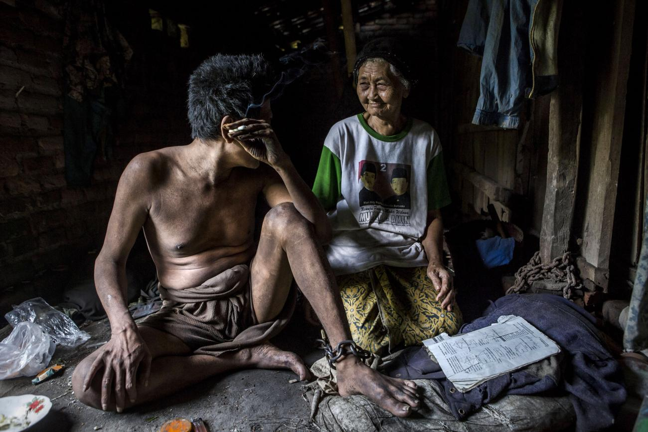 'Pasung' Means Shackling People With Mental Health Conditions at Home. Meet the Psychiatric Nurse Working to End the Practice.