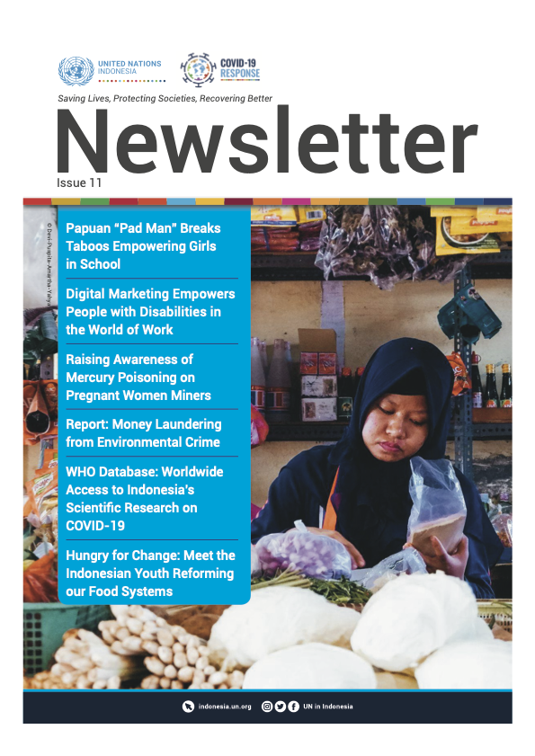 UN in Indonesia Newsletter August 2021