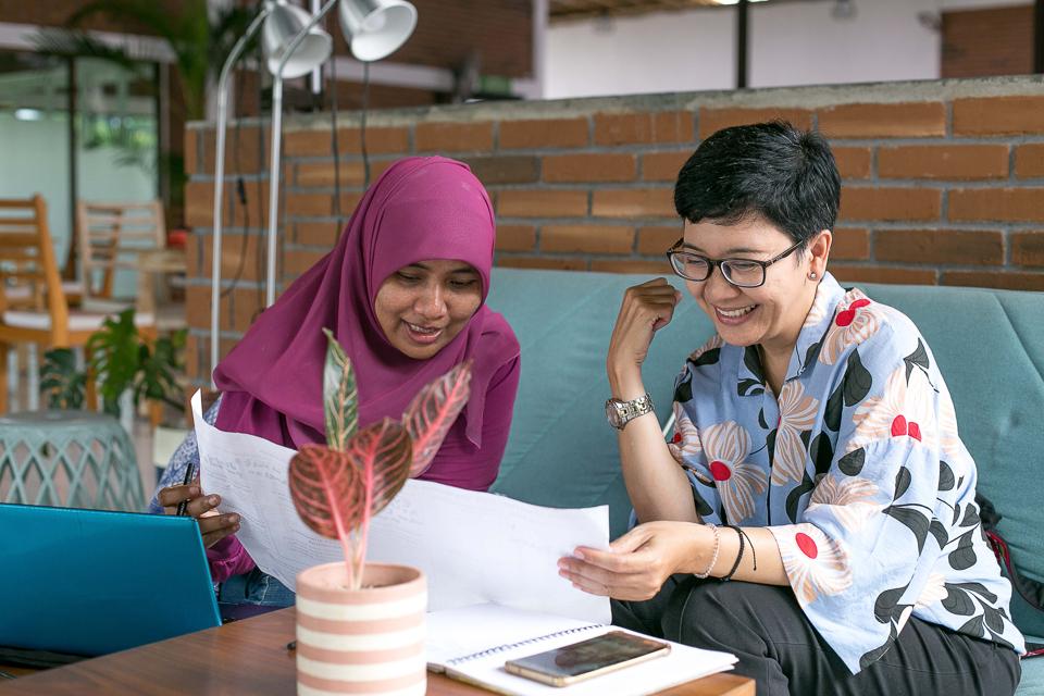 Accelerating 24 Women-Led Startups Deliver Tech Solutions to Solve SDG Challenges