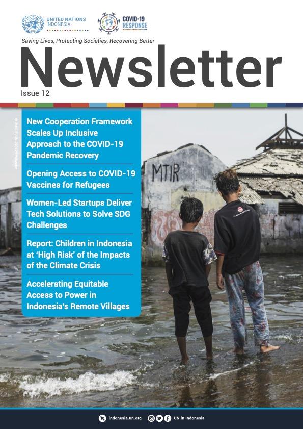 UN in Indonesia Newsletter September 2021