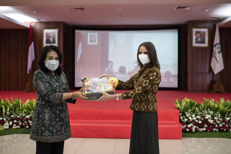 Indonesia: More than 25,000 children orphaned due to COVID-19 since the start of the pandemic
