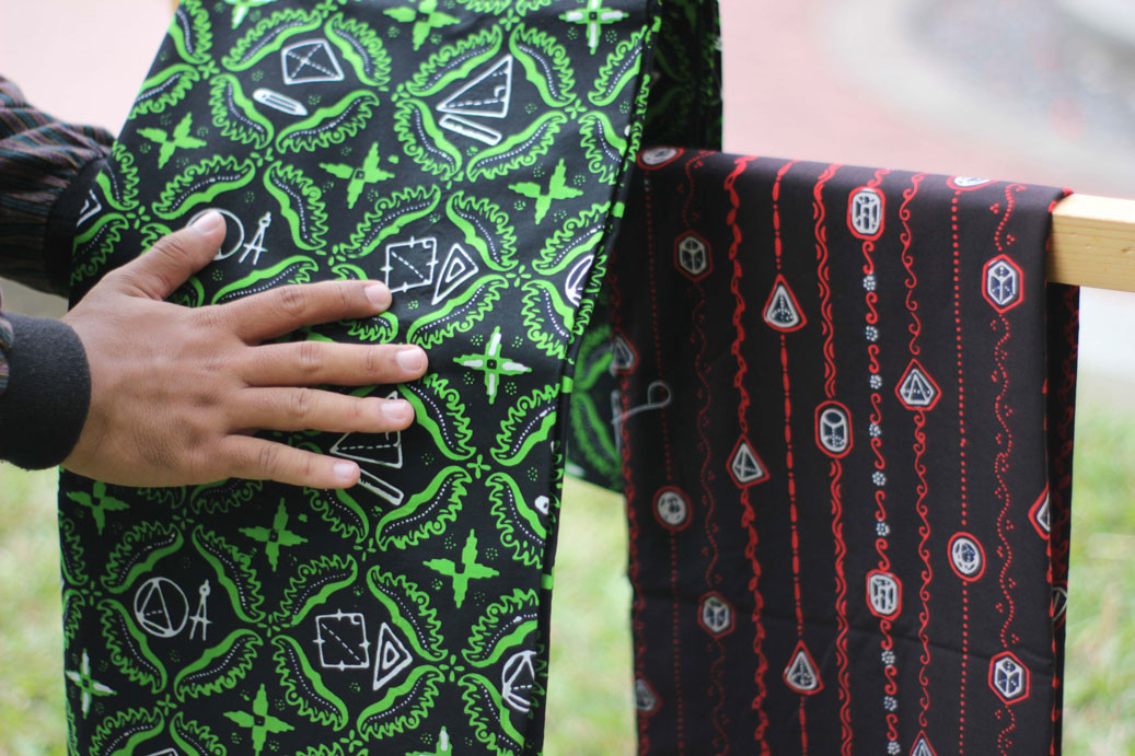 Young Indonesians Take Their Cultural Heritage Forward on National Batik Day