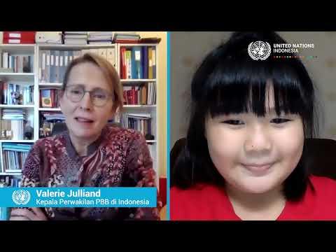 Hari Anak Nasional 2021 Highlights Bersama PBB di Indonesia