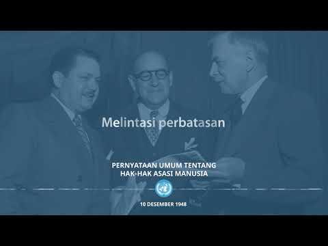 #UN75 - Sejarah Kehadiran PBB di Indonesia