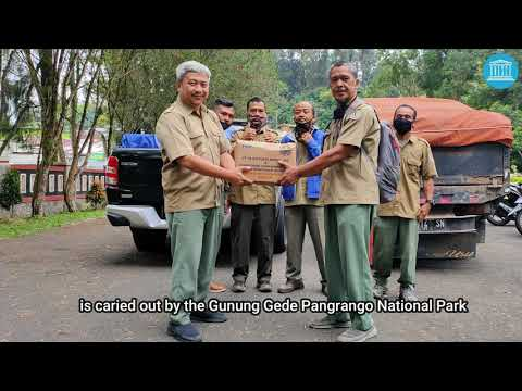 Managing UNESCO-designated sites during the pandemic – video reports from the field: Cibodas Biosphere Reserve, Indonesia
